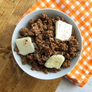Cajun Beef and Butter Fast Recipe