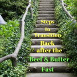 How to Transition Back to Keto after the Beef and Butter Fast™ Challenge